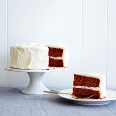 An All-Natural Red Velvet Cake That's Truly Red