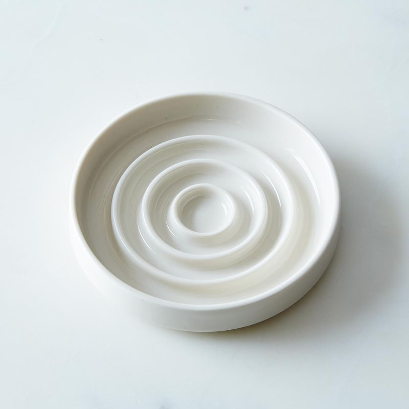 Large Concentric Soap Dish Silo
