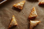 Samsa (Almond-Orange Triangles)