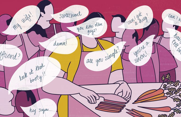 Cooking in Restaurants Taught Me What Workplace Harassment Is