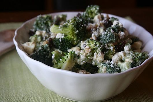 Broccoli-Raisin Salad