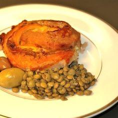 Zesty Citrus and Olive Pork Roast