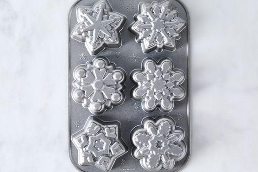 Nordic Ware Frozen Snowflake Pans