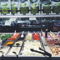 What to Buy from the Salad Bar (& What to Skip)