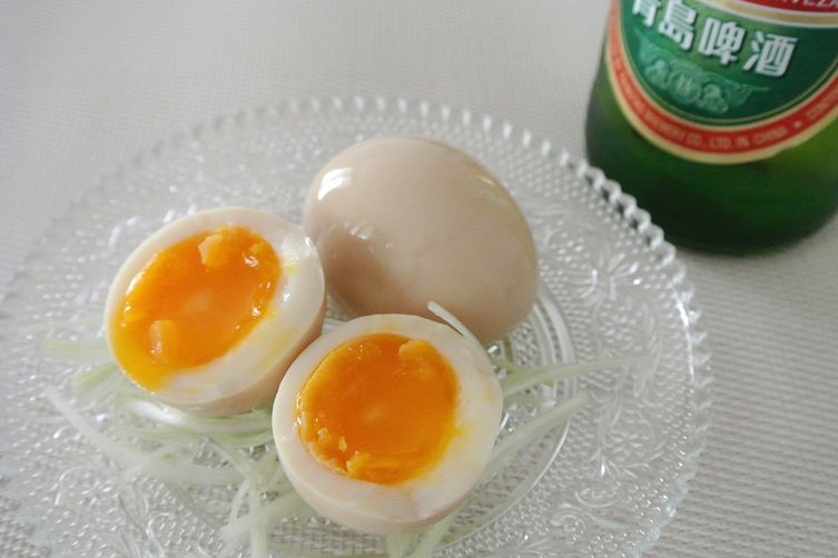 Your ramen's best friend! 4-ingredient soy sauce eggs
