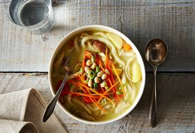 Chicken Noodle Soup Travels to Thailand
