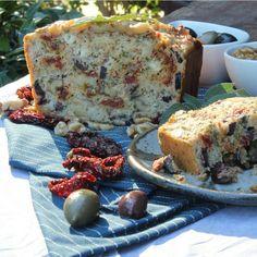 Peter's Savory Cake