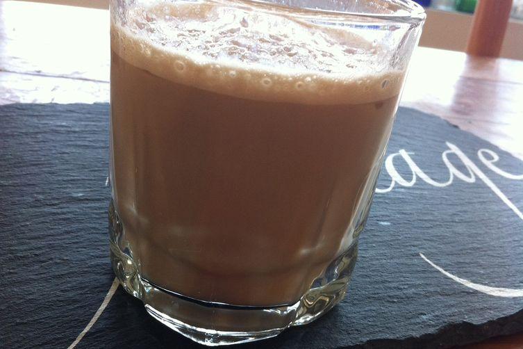 italian caffe shakerato