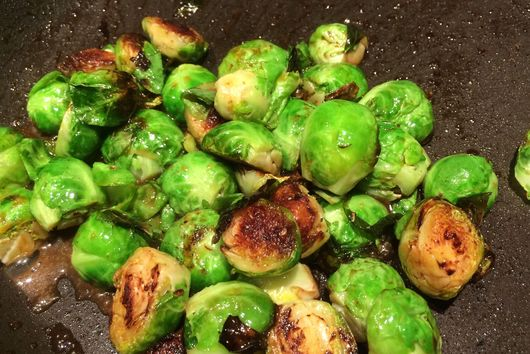 Go-To Brussels Sprouts