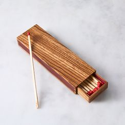Wooden Matchbox