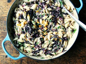 A Wintry Pasta to Fill You Up with Joy (and Cheese)
