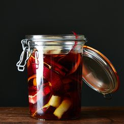 Apple Peel Bourbon