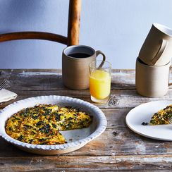 A No-Fuss Crustless Quiche to Eat Morning & Night