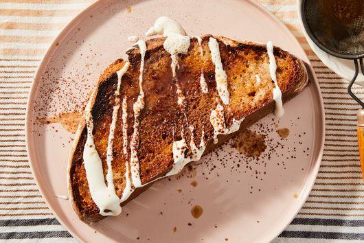 Tiramisu Toast