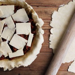 Pie For Dinner: A Savory, Spiced Lamb Pie