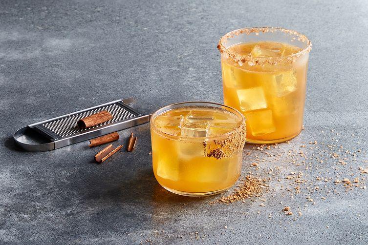 Spicy Apple Cider Margarita