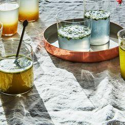 Nimbu Pani (Indian Lemonade)