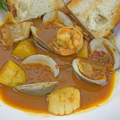 Bouillabaisse: A Delicious Fisherman's Stew Originating in France
