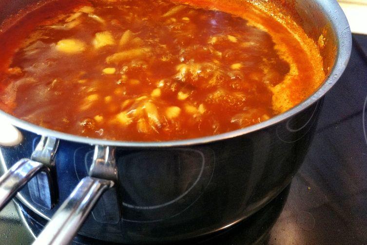 Pick Me Up Paprika Soup
