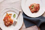 Parmigiana di Melanzane (Eggplant Parmigiana)