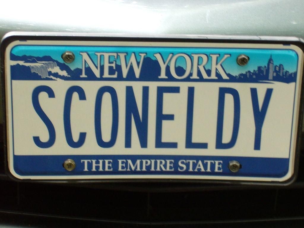 Scone Lady