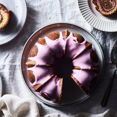 A Swirly, Tri-Colored Pound Cake From Ottolenghi's Latest Book (Plus a Note from the Publisher)