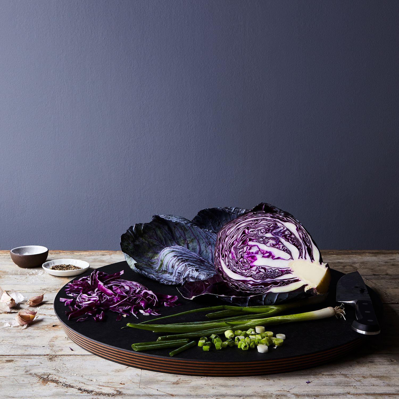 Matte Black Natural Fiber Cutting Board On Food52