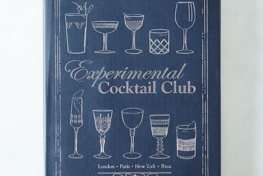 The Experimental Cocktail Club Cookbook, Signed Copy