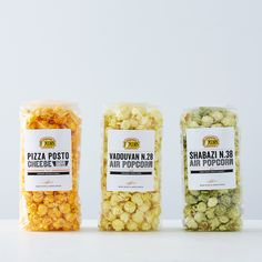 Spiced Popcorn (Set of 5)