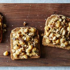 Why Roasted Vegetables on Toast Are the New Sandwich Lunch