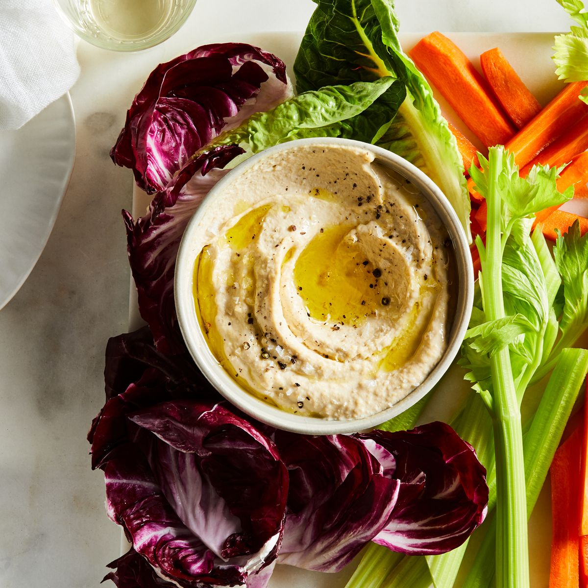5-Minute Hummus From Zahav Restaurant Recipe on Food52