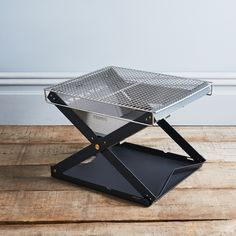Kamoto Folding Fire Pit & Open Fire Pan