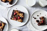 PB&J Brownies Because Lunch Deserves Dessert, Too