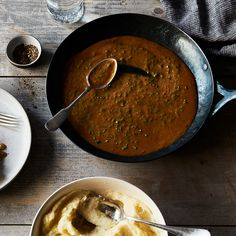 Turn Gravy Up a Notch With a Touch of Umami (And No Pan Drippings)