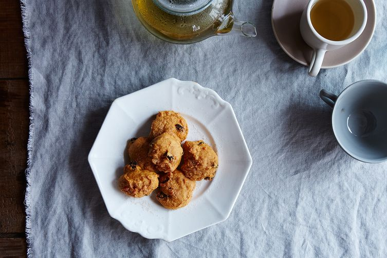 Mbatata (Sweet Potato Cookies)