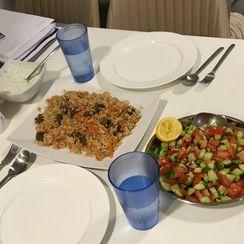 Instant Pot Uzbek Plov