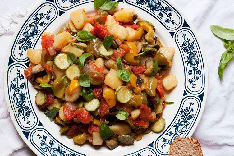 Tuscan summer vegetable stew gurguglione di elba recipe forumfinder Images