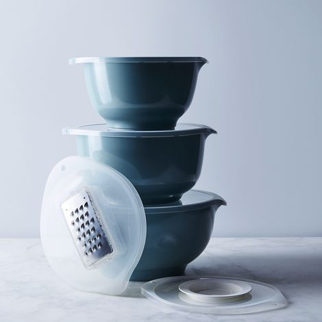 Food52 x Mepal Margrethe Nested Mixing Bowls & Specialty Lids