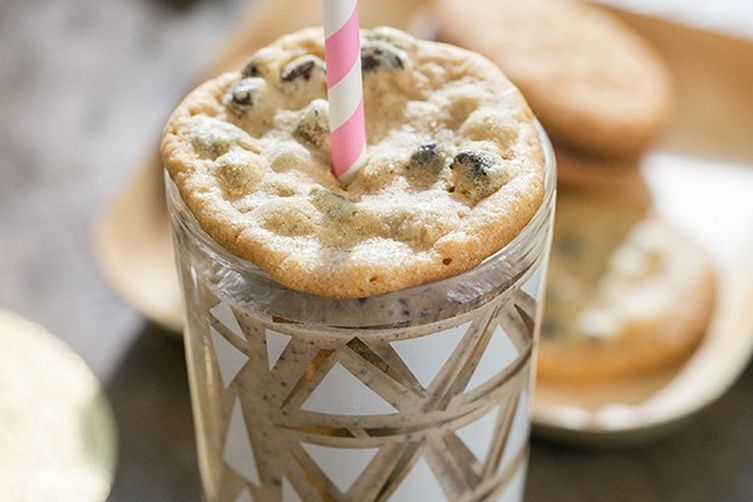 Boozy Coffee and Bourbon Milkshake