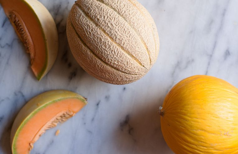 In Summer in Italy, Melons Are Appetizer, Dessert & All-Purpose Snack