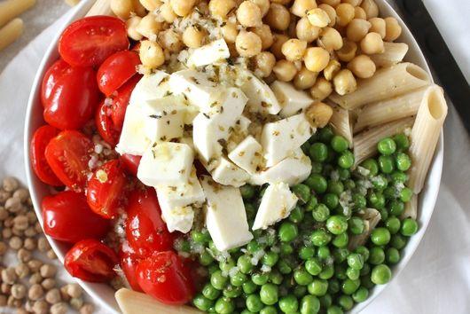 Gluten Free Summer Veggie Pasta Salad