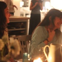 Why Ruth Reichl Loves Round Tables, and Other Sound Bites from Dinner