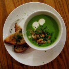 babcia's pea soup