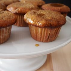 Sticky Toffee Muffins