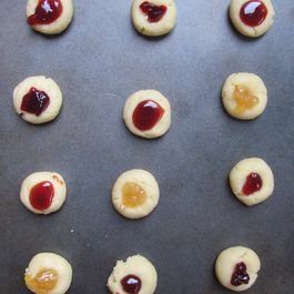 Thumbprint Cookies: An Adventure in Cooking from Fäviken