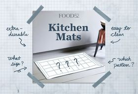Our New Line of Kitchen Mats Will Be Très Magnifique (All Thanks to You!)