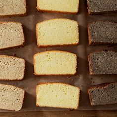 Change One Ingredient in This Pound Cake Recipe, Get a Whole New Cake