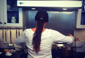 In the Test Kitchen