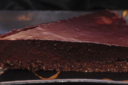 Private Moments Dark Chocolate Torte