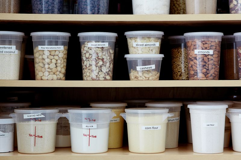 The Best Way to Store All Sorts of Flours